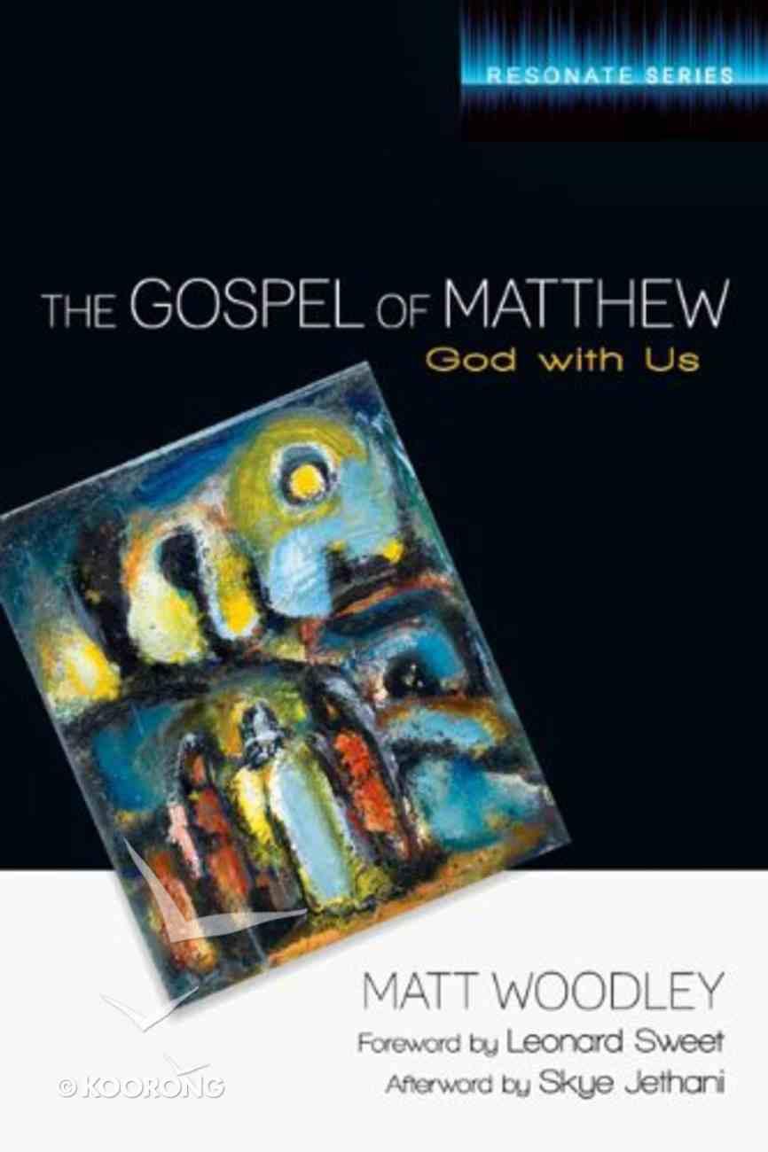 The Gospel of Matthew (Resonate Commentary Series) Paperback