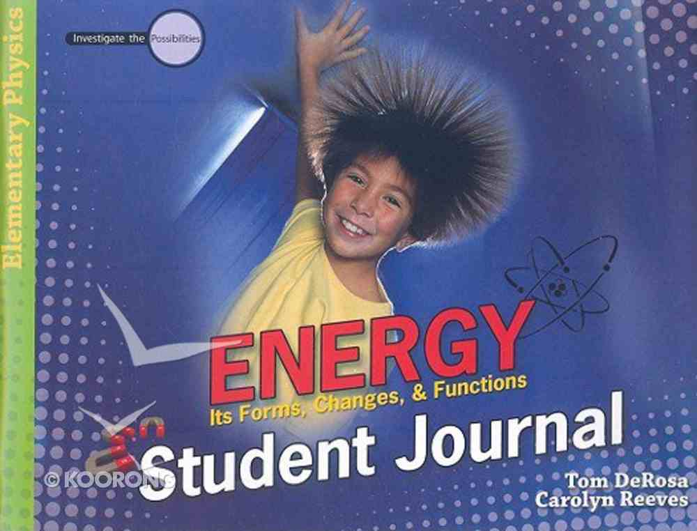 Energy (Student Journal) (Elementary Science Series) Paperback