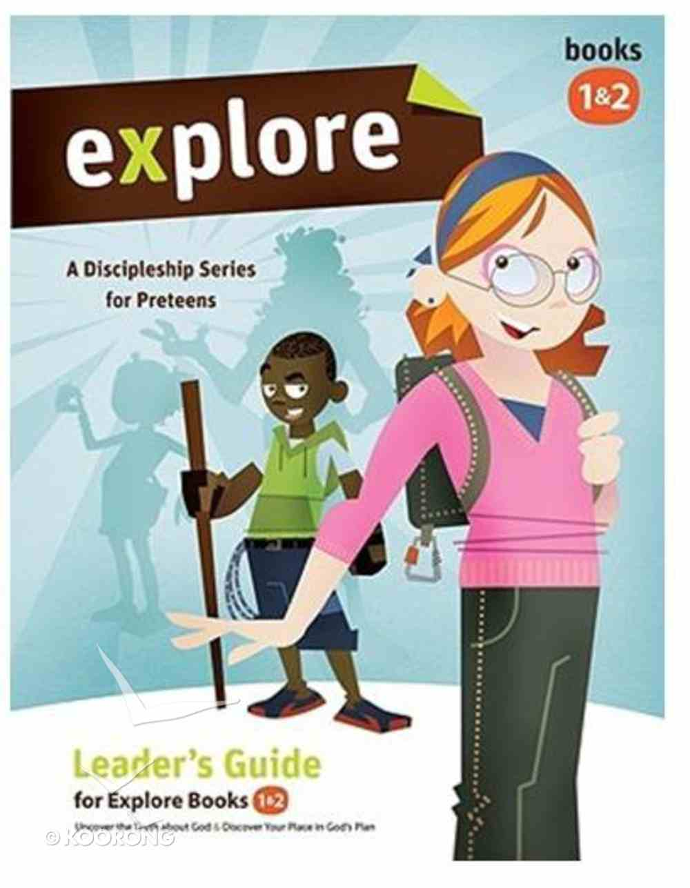 Leaders Guide 1 (For Books 1&2) (Explore Small Group Series) Paperback