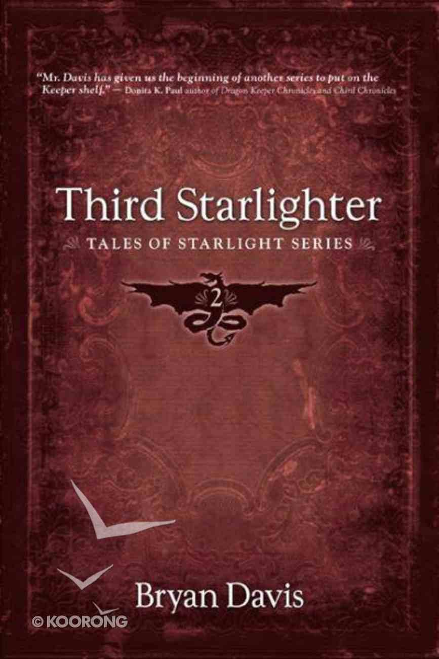 Third Starlighter (#02 in Tales Of Starlight Series) Paperback