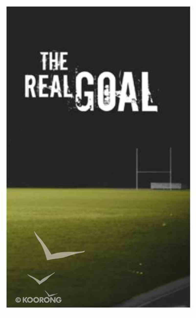 The Real Goal Booklet