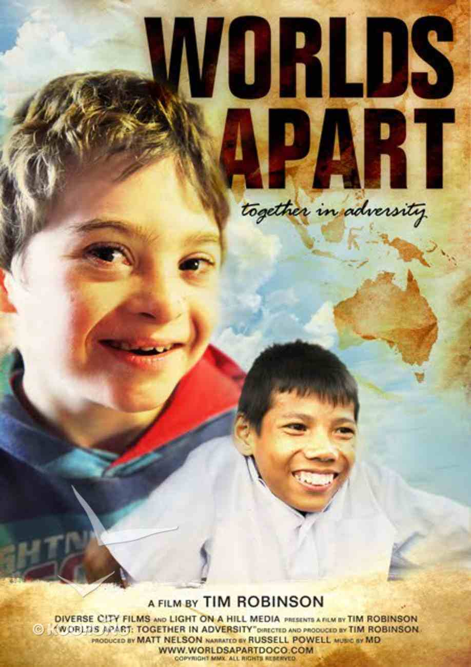 Worlds Apart: Together in Adversity DVD
