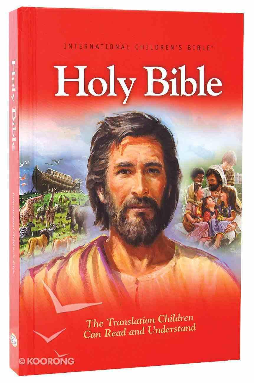 ICB Big Red Holy Bible (Classic) Hardback