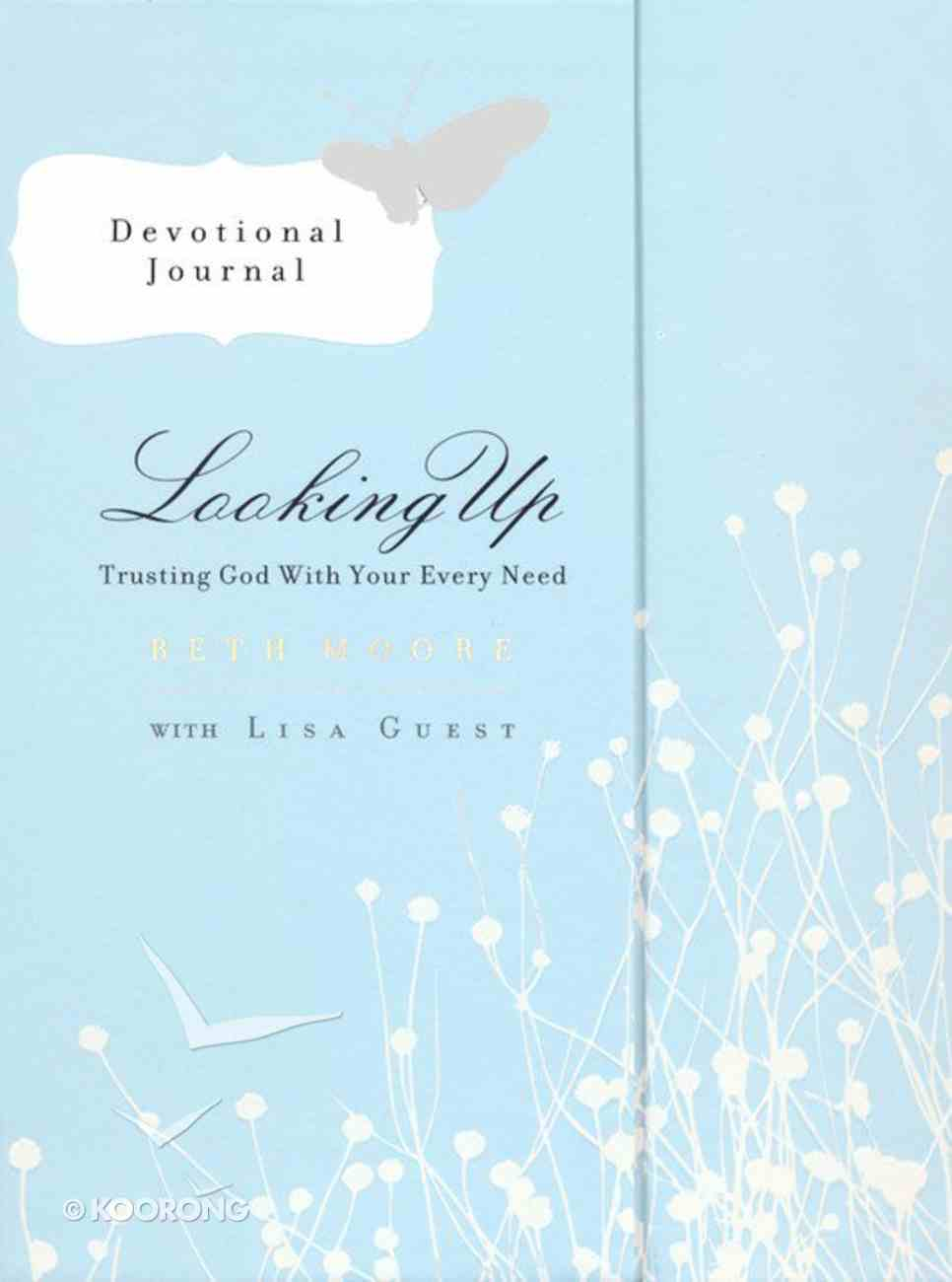 Looking Up: Devotional Journal Hardback