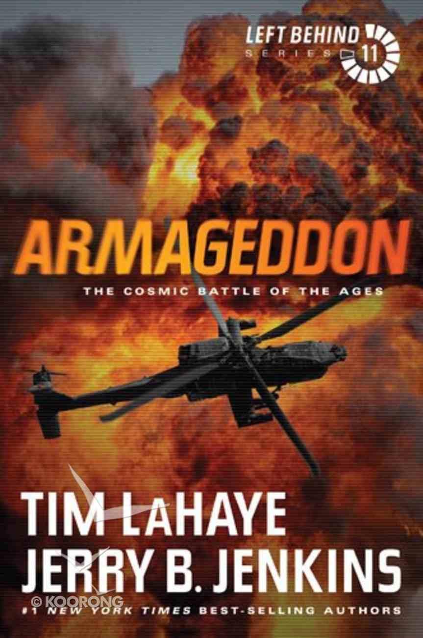 Armageddon (#11 in Left Behind Series) Paperback