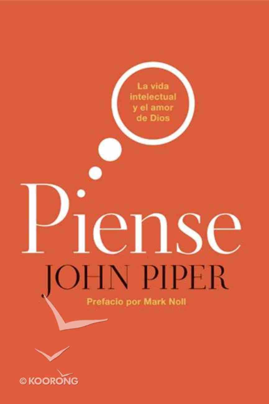 Piense (Think) Paperback