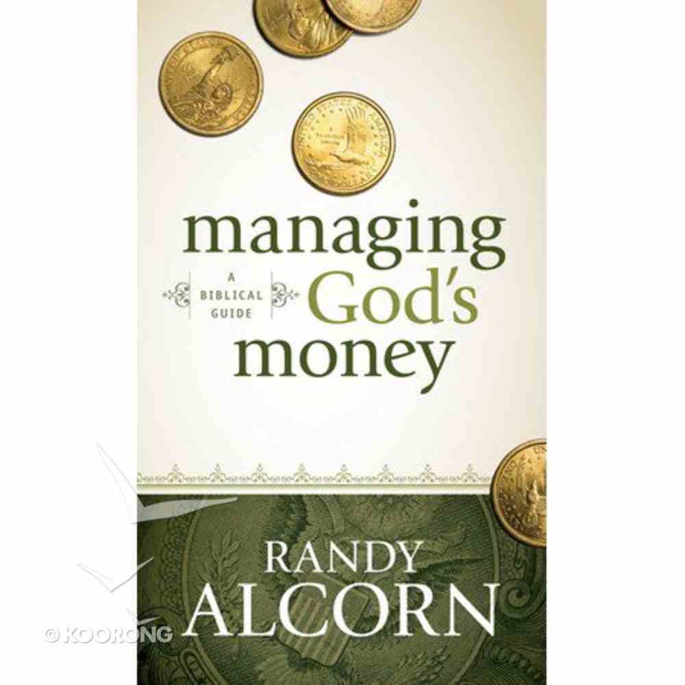 Managing God's Money Paperback