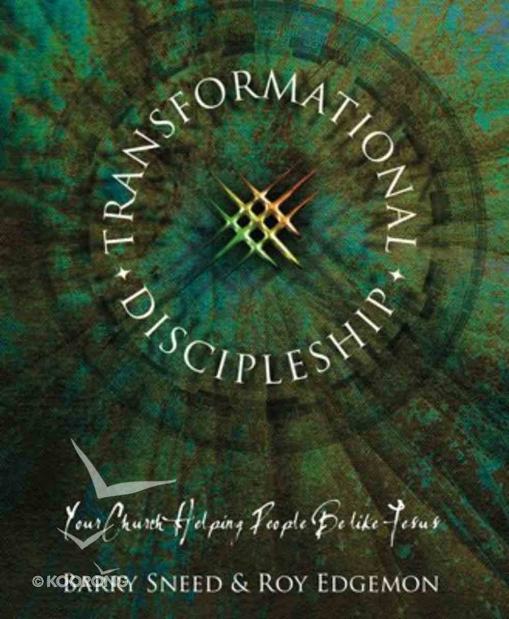 Transformational Discipleship Paperback
