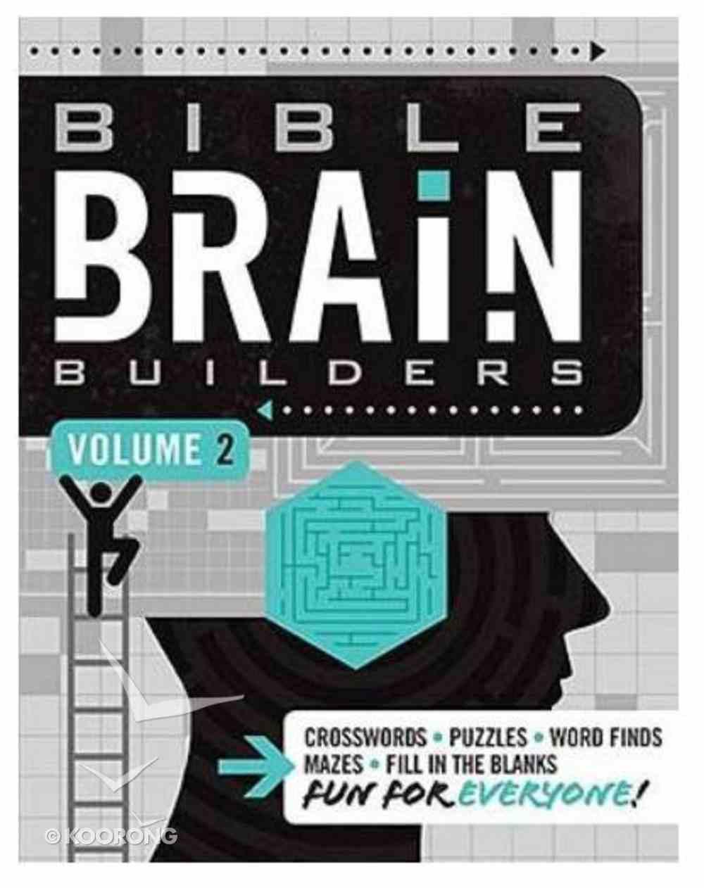Bible Brain Builders Volume 2 (#02 in Bible Brain Builders Series) Paperback