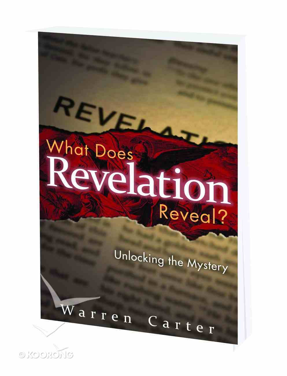 What Does Revelation Reveal? Paperback