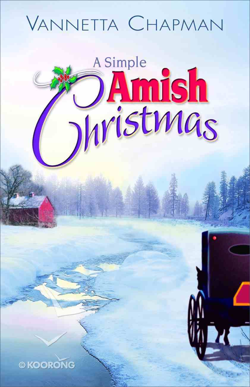 A Simple Amish Christmas Paperback