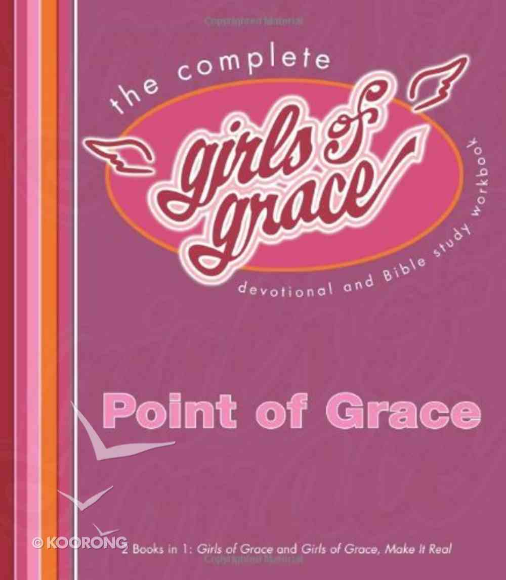 Girls of Grace: Point of Grace Paperback