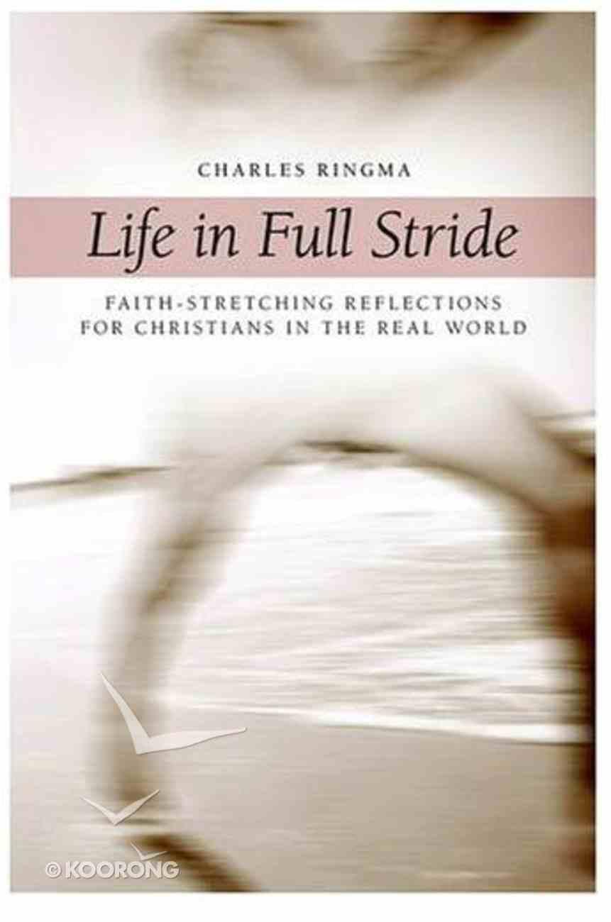 Life in Full Stride Paperback