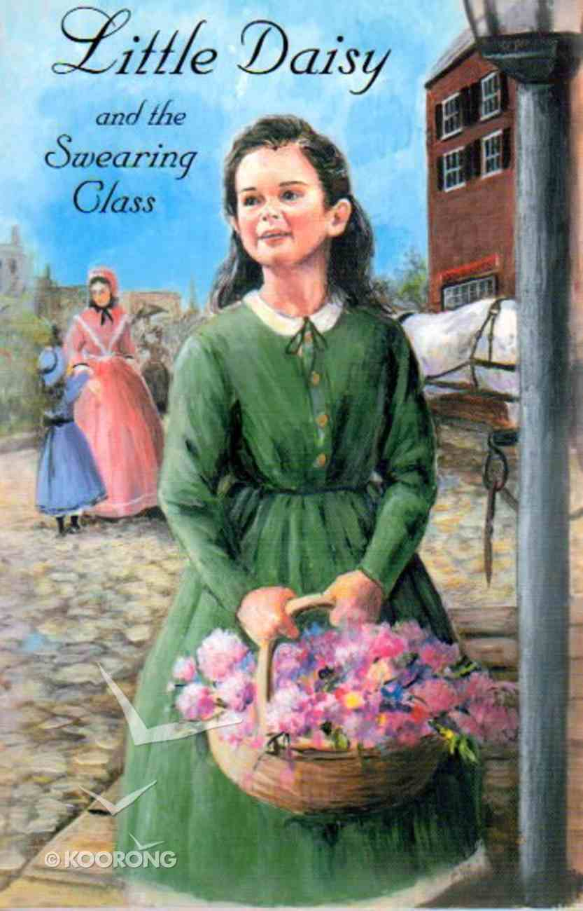Little Daisy and the Swearing Glass Paperback