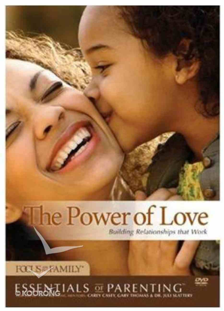Power of Love (Essentials Of Parenting Series) Pack
