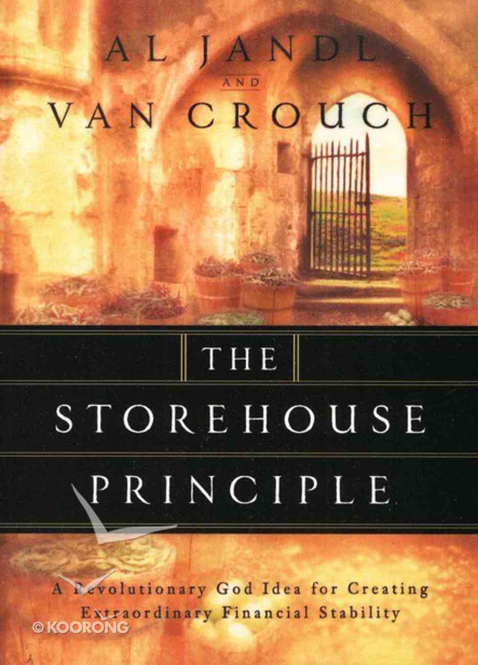 The Storehouse Principle Paperback