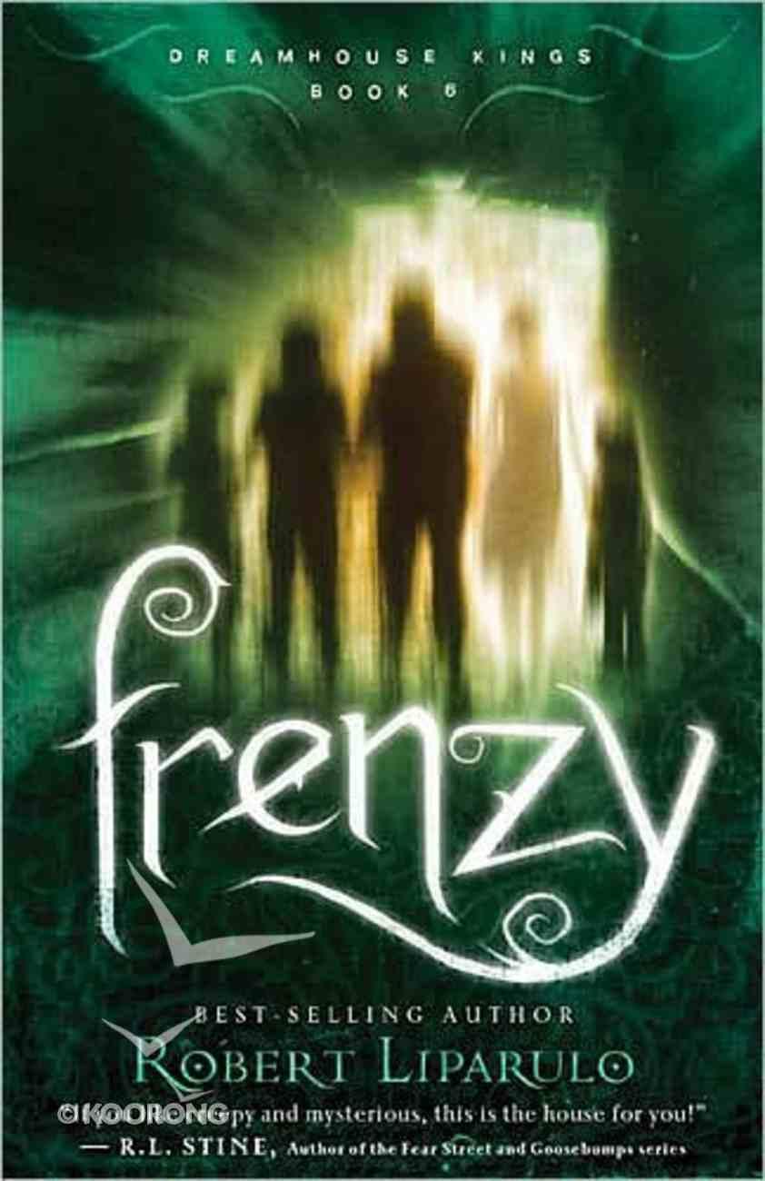 Frenzy (#06 in Dreamhouse Kings Series) Paperback