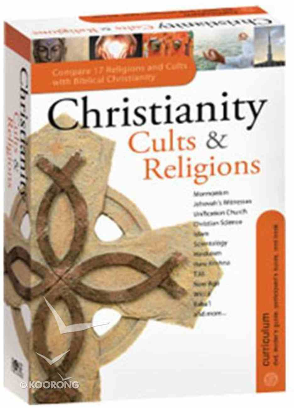 Christianity Cults and Religions (Complete Study Kit) Pack