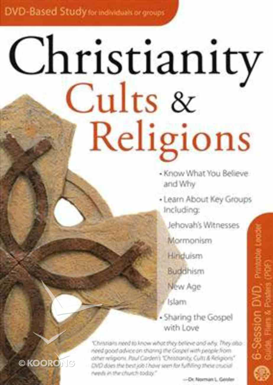 Christianity Cults and Religions (Leaders Pack Dvd) DVD