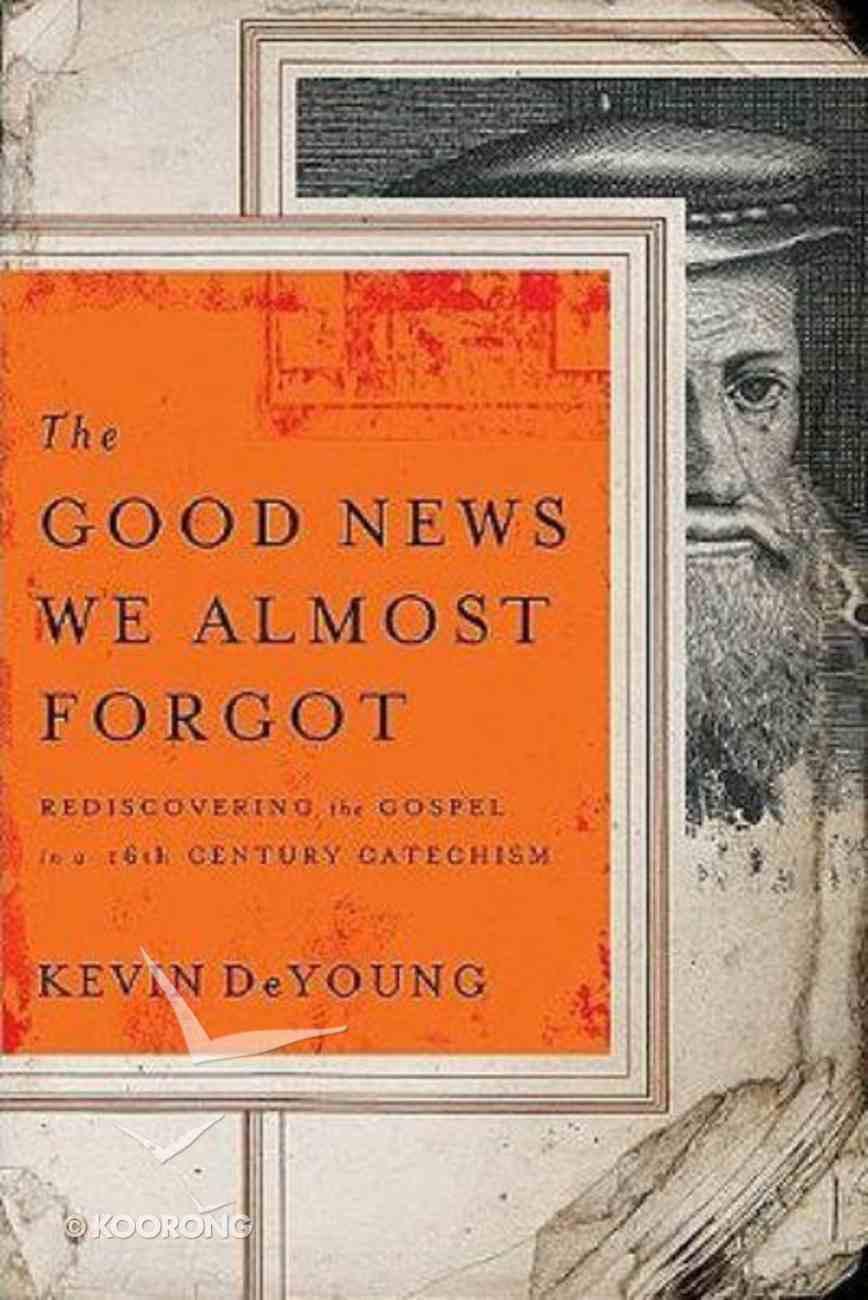 Good News We Almost Forgot (Unabridged, 7 Cds) CD