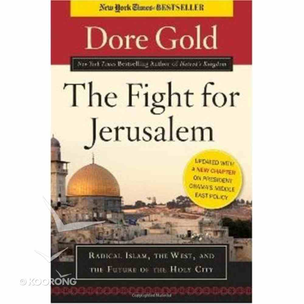 The Fight For Jerusalem Paperback