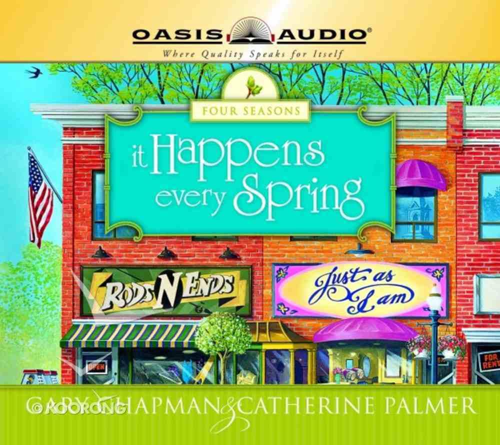 It Happens Every Spring (Unabridged, 8cds) (#01 in Four Seasons Audio Series) CD