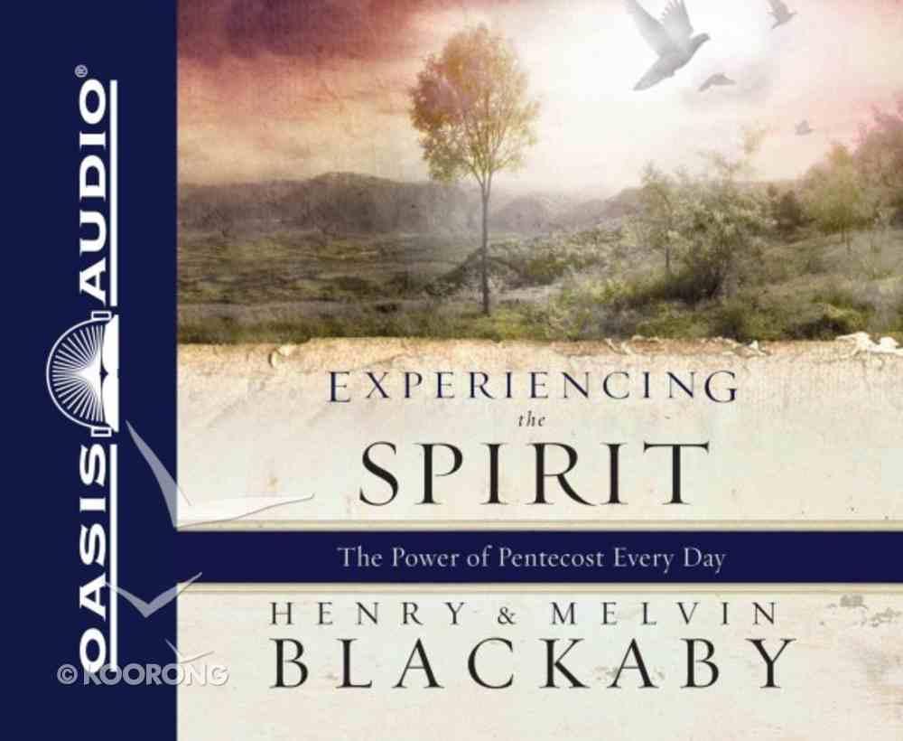 Experiencing the Spirit 4 CDS (Unabridged) CD
