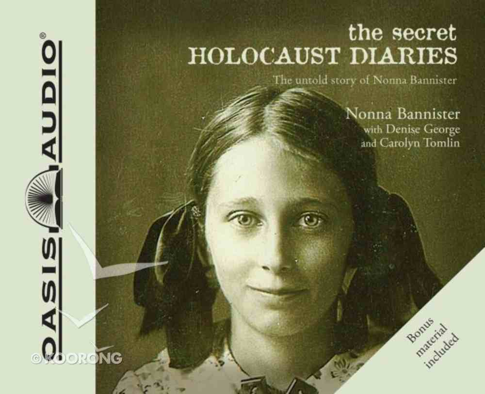 The Secret Holocaust Diaries (7cd Set) CD