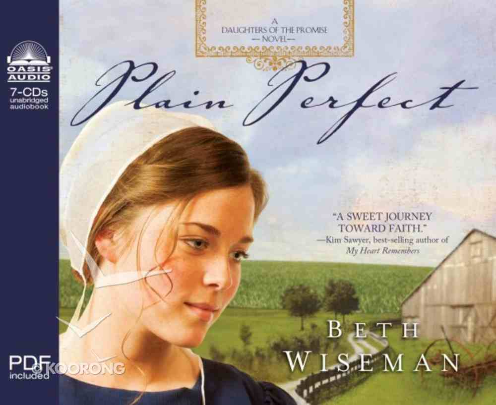 Plain Perfect (Unabridged, 7 CDS) (#01 in Daughters Of Promise Audio Series) CD