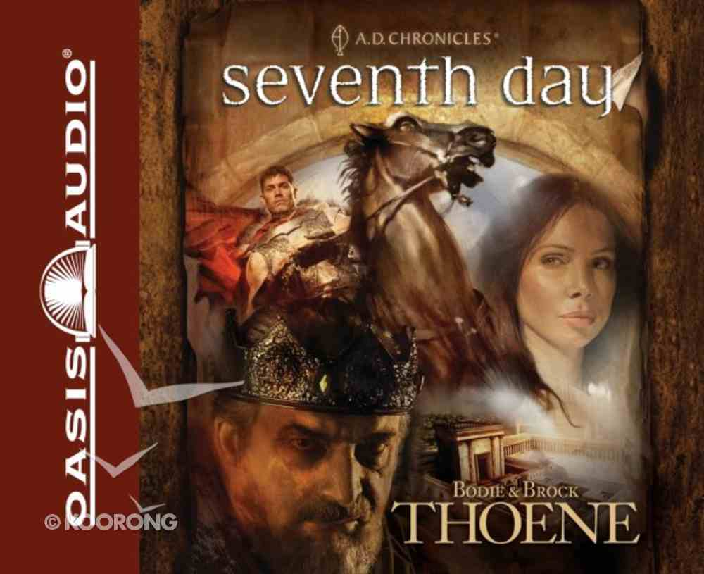 Seventh Day (7cd Set) (#07 in A.d. Chronicles Series) CD