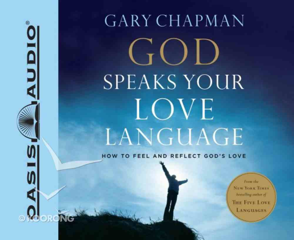 God Speaks Your Love Language (5cd Set) CD