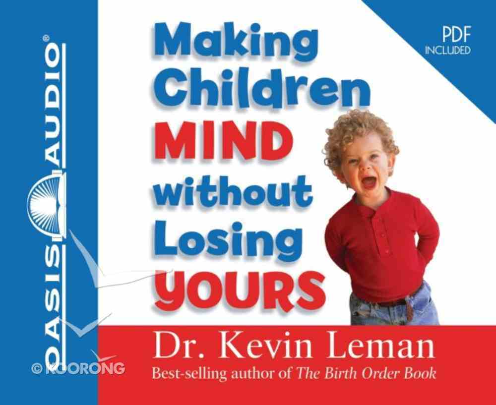 Making Children Mind Without Losing Yours (3cd Set) CD