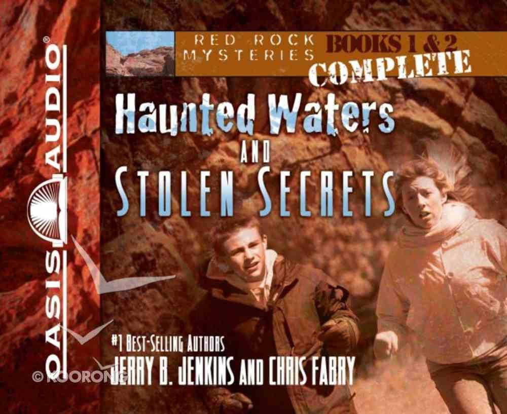 Haunted Waters/Stolen Secrets (Unabridged 4cds) (Red Rock Mysteries Audiobook Series) CD