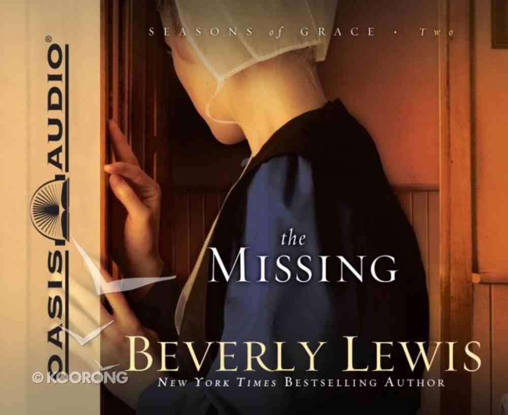 The Missing (6cds) (#02 in Seasons Of Grace Audiobook Series) CD