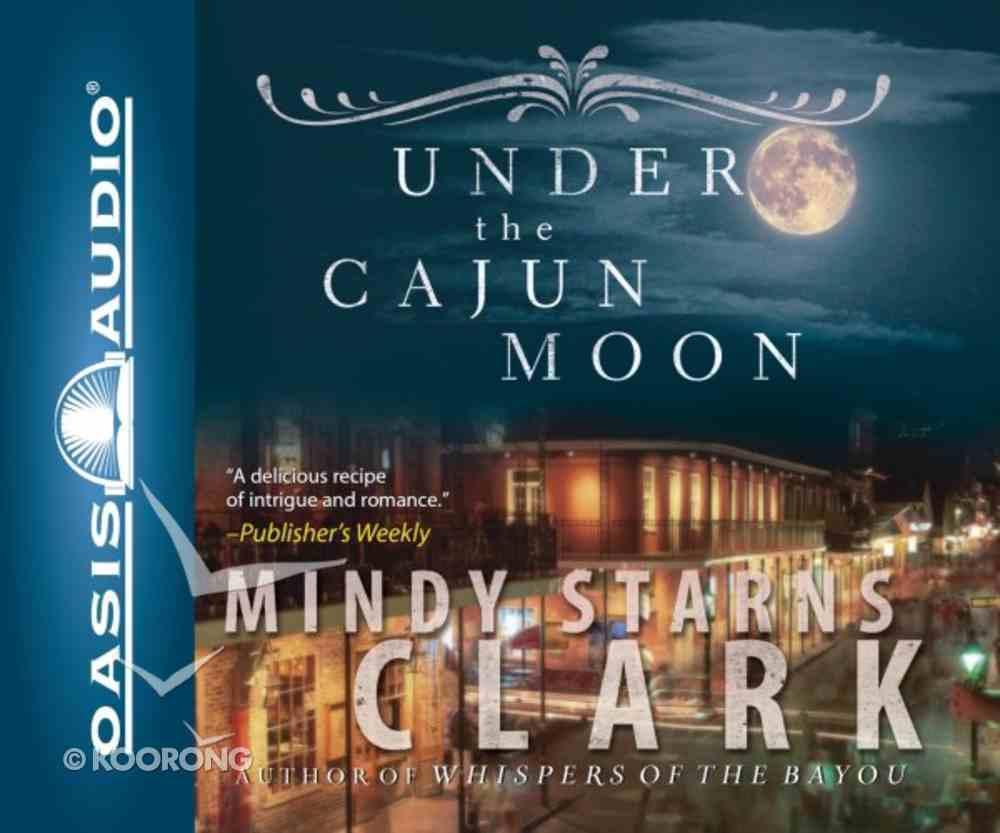 Under the Cajun Moon CD