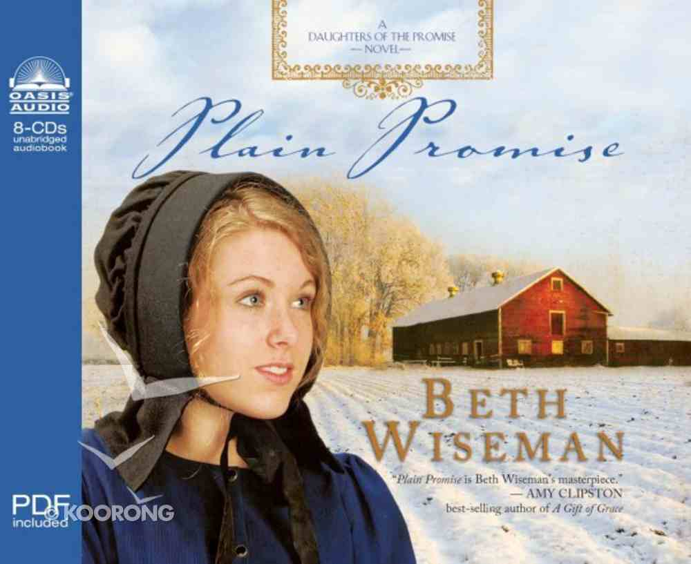 Plain Promise (Unabridged, 8 CDS) (#03 in Daughters Of Promise Audio Series) CD