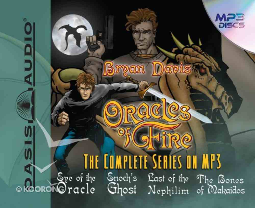 Oracles of Fire (Oracles Of Fire Series) CD