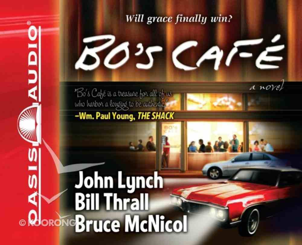 Bo's Cafe CD