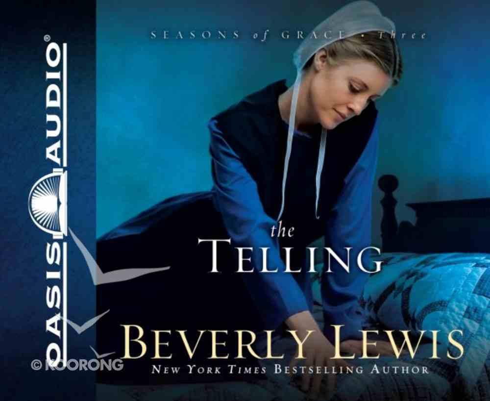 Seasons of Grace #03: The Telling CD