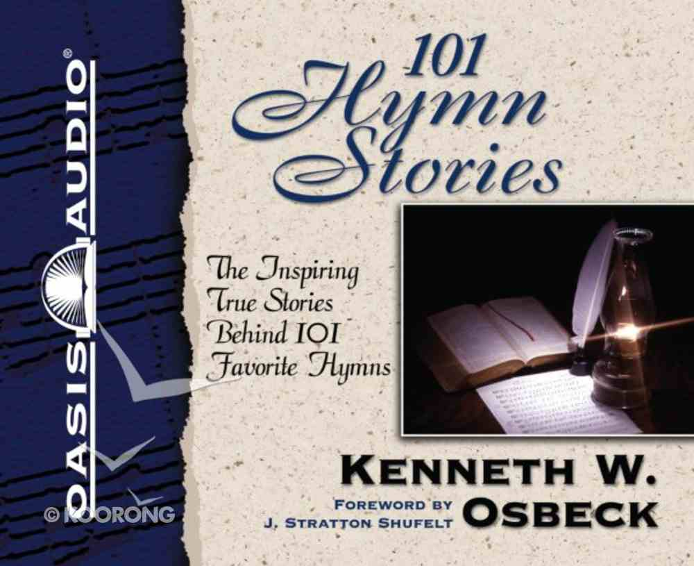 101 Hymn Stories CD