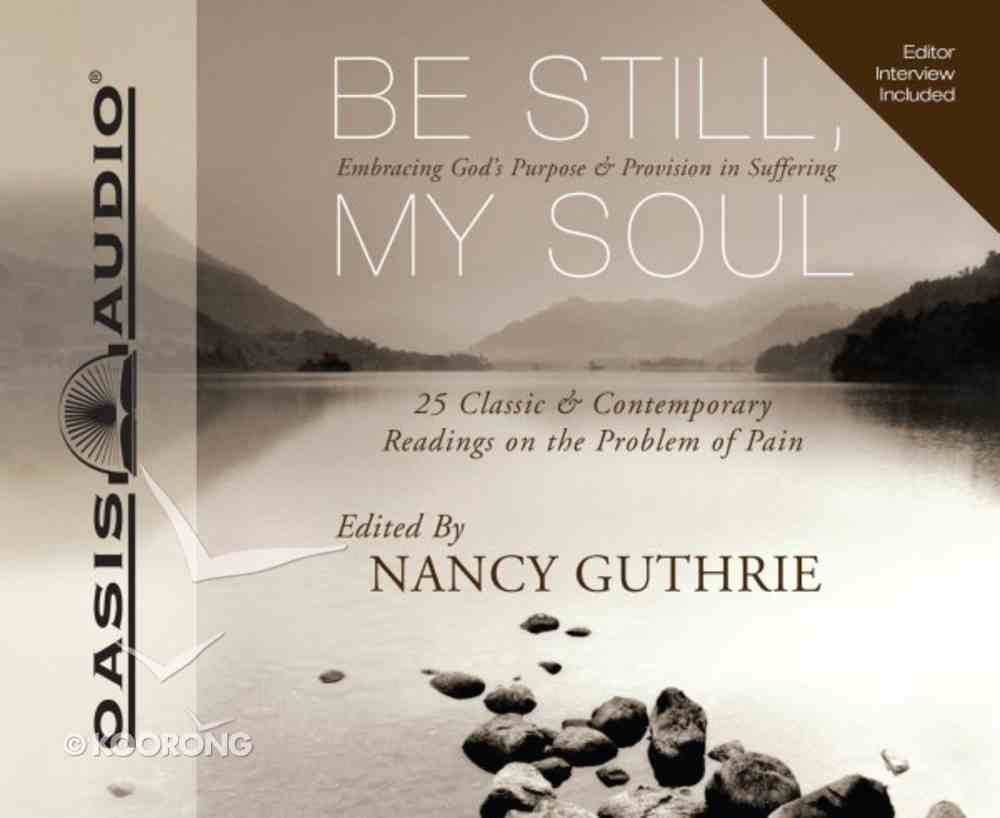Be Still, My Soul CD