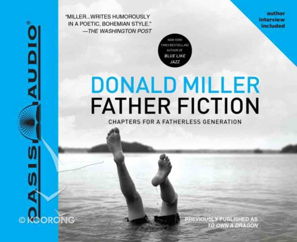Father Fiction (Unabridged, 6 Cds) CD