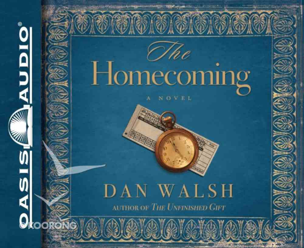 The Homecoming (Unabridged, 6 Cds) CD