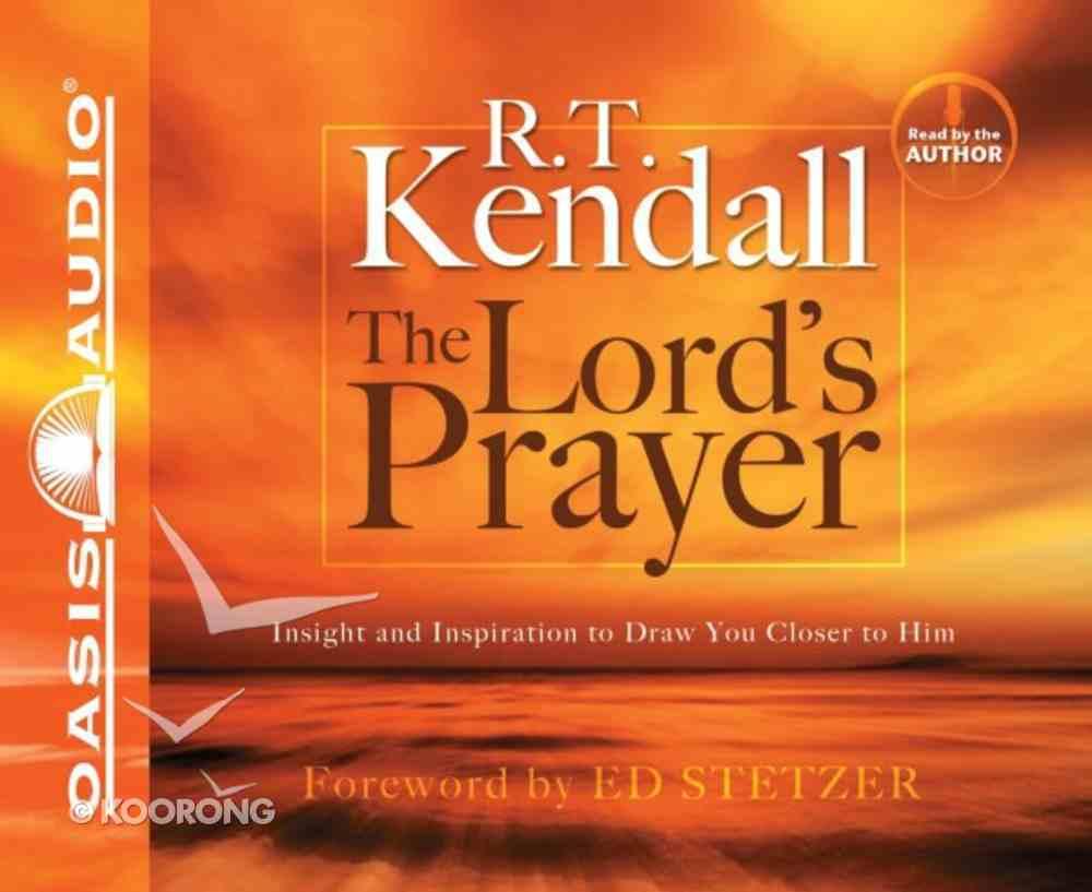 The Lord's Prayer (Unabridged, 5 Cds) CD