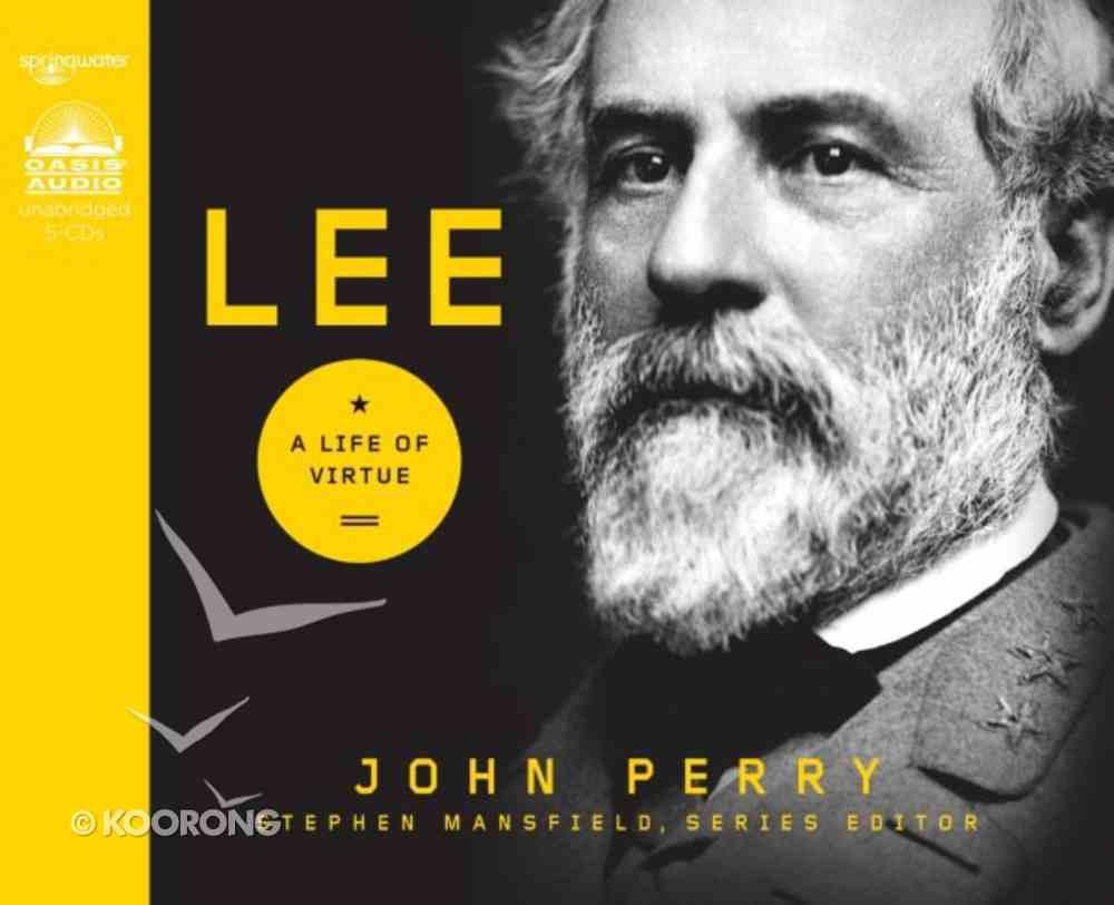 Lee (Unabridged, 4 CDS) (The Generals Series) CD