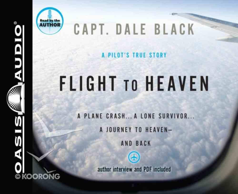 Flight to Heaven (Unabridged, 5 Cds) CD