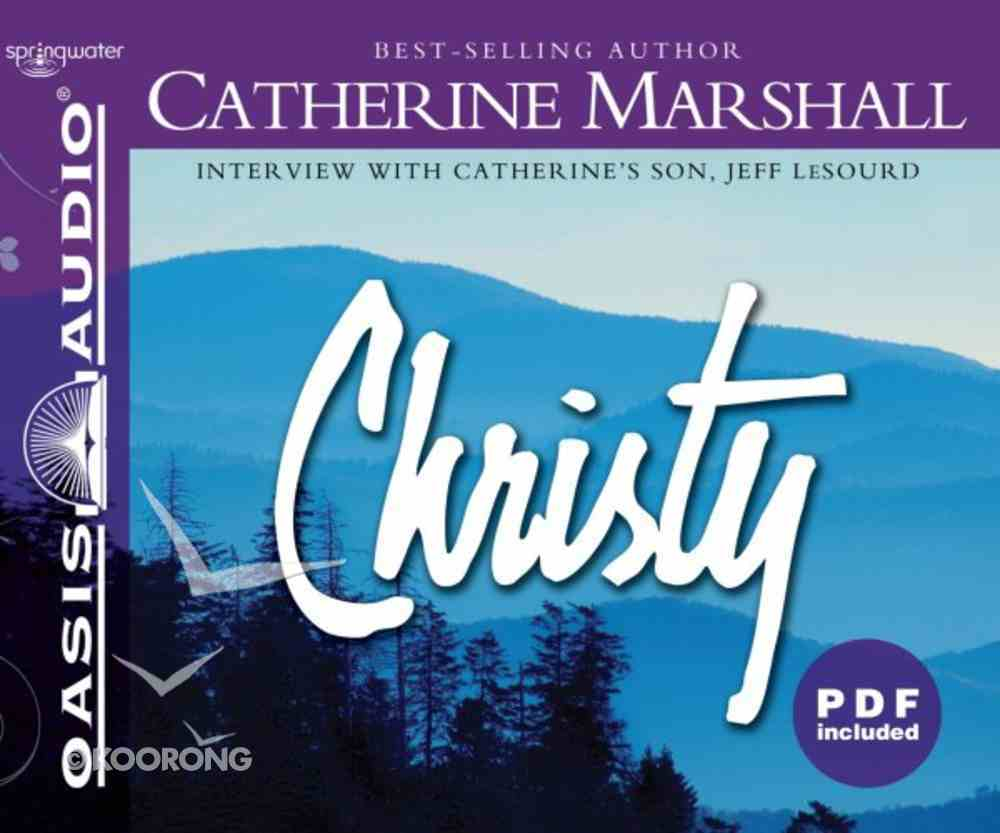 Christy (Unabridged, 15 Cds) CD