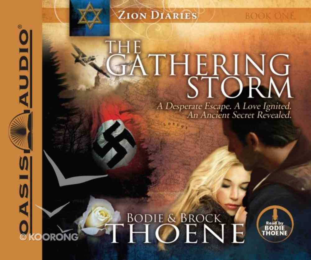The Book of Hours (#01 in Zion Diaries Audio Series) CD