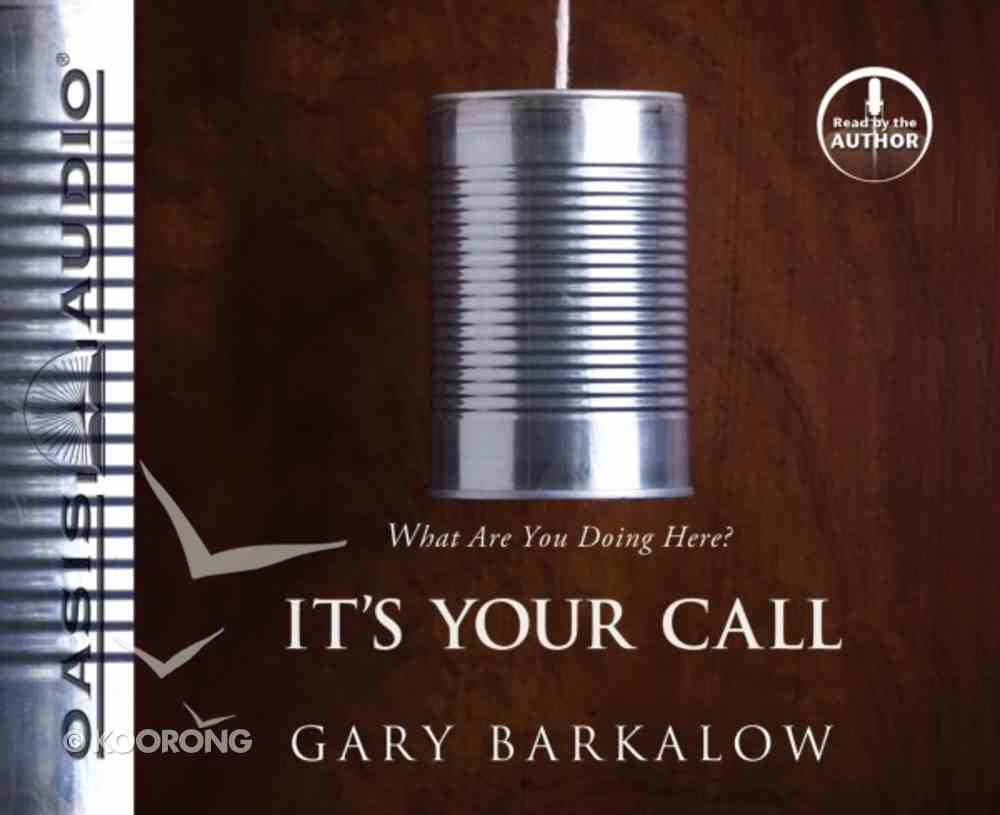 It's Your Call CD