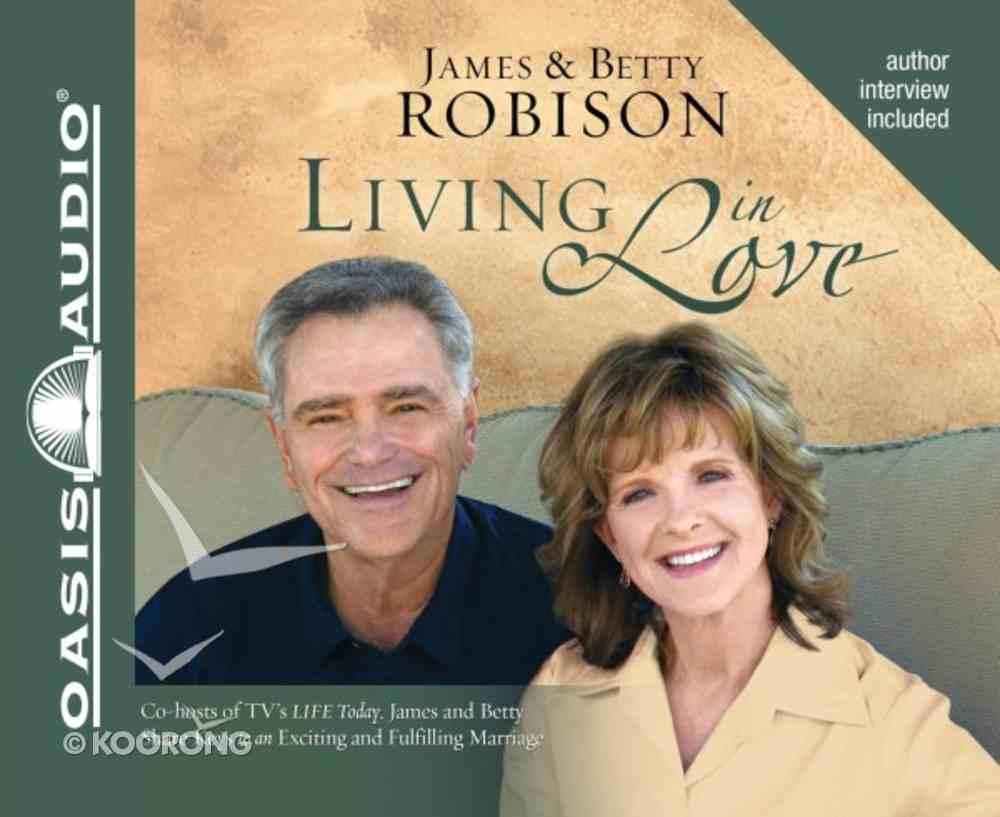 Living in Love CD